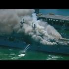 21 души пострадаха при пожар на американски десантен кораб (Видео)