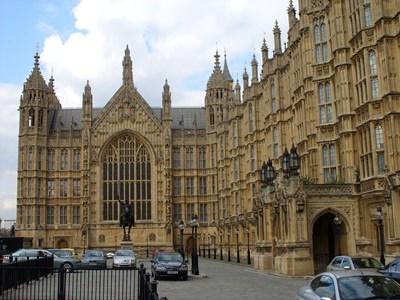 Британският парламент. Снимка: Pixabay