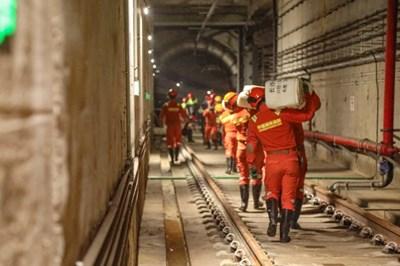 Китай ще повиши мерките за безопасност в градските метролинии