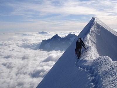 Всяко невнимание по пътя към върха може да е фатално.