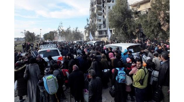 500 000 загинали във войната в Близкия изток, над 10 милиона сирийци избягаха