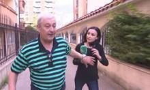 Катаджията, заснет от шофьор в нарушение, отрича да е искал 50 лева (Видео)