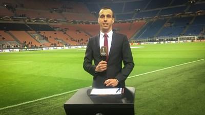 """На стадион """"Сан Сиро"""" преди мача """"Милан"""" - """"Лудогорец"""" от Лига Европа сезон 2017/2018"""