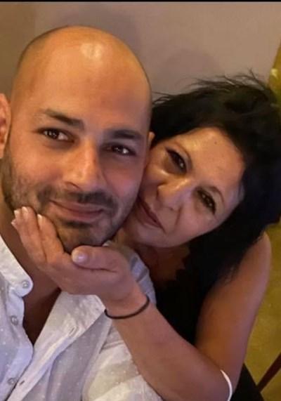 34-годишният Даниел Джулианини и 50-годишната му българска майка СНИМКИ: ФЕЙСБУК