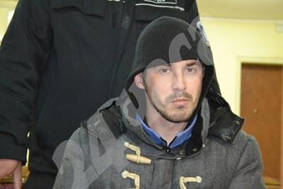 Мехмед Хасан в съда СНИМКА: Ненко Станев СНИМКА: 24 часа