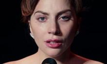 Лейди Гага мери сили за статуетка с учителка, която за първи път се снима в киното