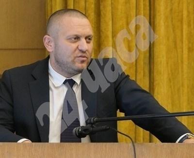 Директорът на СДВР ст. комисар Георги Хаджиев