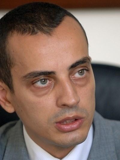 Зам.-кметът по образование доц. Тодор Чобанов