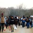 Гръцката полиция е под тревога заради възможен масов наплив на нелегални мигранти, подпомагани от Турция. СНИМКА: Ройтерс