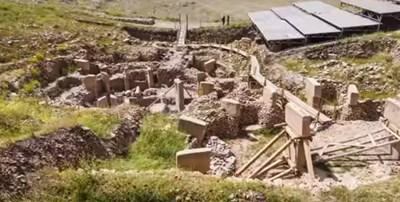 Гьобекли тепе Кадър: youtube/HISTORY