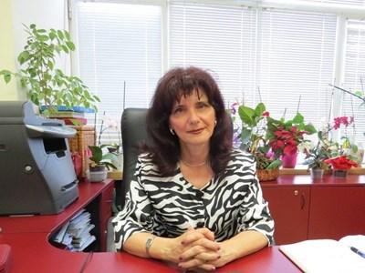 проф. д-р Цветалина Танкова