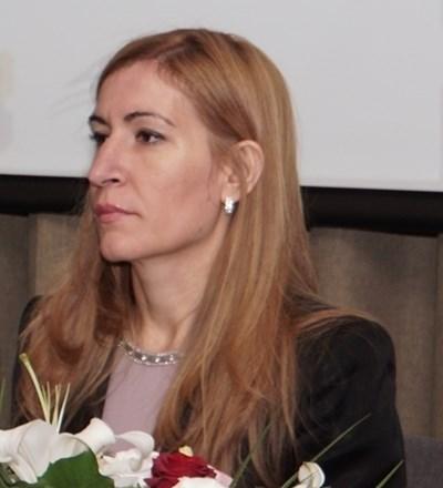 Николина Ангелкова СНИМКА: Архив