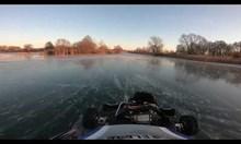 Картинг на лед