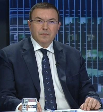 Министърът на здравеопазването Костадин Ангелов КАДЪР: БНТ