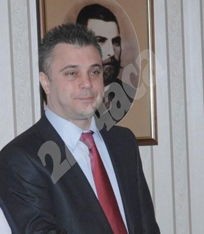 Юлиан Ангелов, ВМРО СНИМКА: 24 часа