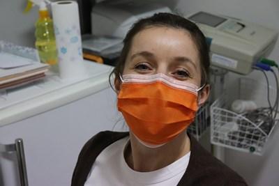 Задължителното носене на маска предизвиква нов дебат в Германия. СНИМКА: АРХИВ