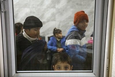 Нелегалните мигранти у нас са се увеличили 4 пъти. Снимка: Ройтерс