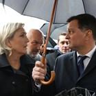 Марин льо Пен имаше 10-годишна връзка с вицепрезидента на своята партия Луи Алио.