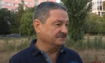Климатологът Георги Рачев Кадър: Bulgaria ON AIR
