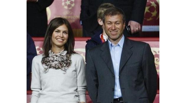 Бившата съпруга на Роман Абрамович Дария се омъжи за гръцки милиардер