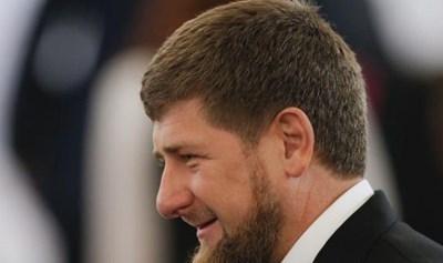Лидерът на Чечения Рамзан Кадиров СНИМКА: Ройтерс
