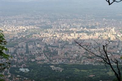 Софийското поле е с площ малко над 1 милион декара.