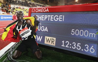 Угандиец счупи 16-годишен рекорд в атлетиката