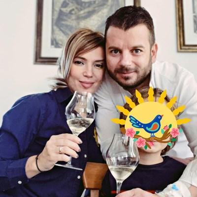 Ирина Тенчева и Иван Христов