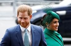 Последната поява на Меган и Хари като част от британското кралско семейство СНИМКИ: РОЙТЕРС