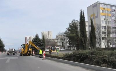 В София ръстът е 0,5%, а в Бургас  даже има спад от 0,3 на сто