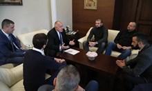 """Борисов към феновете на """"Левски"""": Акциите  трябва да са при вас"""
