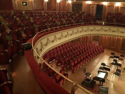Софийската опера промени зрителната си зала.