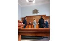 С очна ставка между съдии приключи дело за закана с убийство