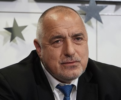 Бойко Борисов СНИМКА