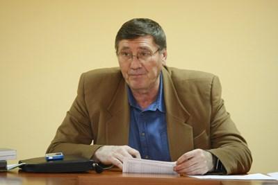 Пред шефа на федерацията Глушков се появиха нови проблеми. СНИМКА: Lap.bg