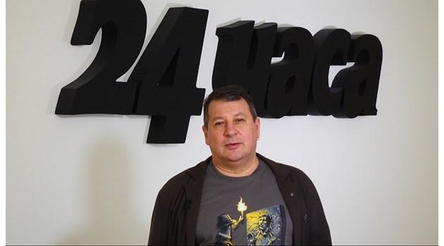 """2 пъти и половина Любо Пенев и """"Левски"""" като отбора на родата"""