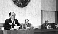 САЩ и СССР свалят Живков, а генерал поиска от него властта през 1985-а