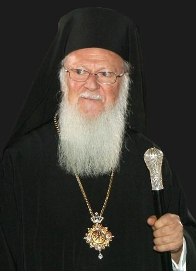 Патриарх Вартоломей Снимка: Архив