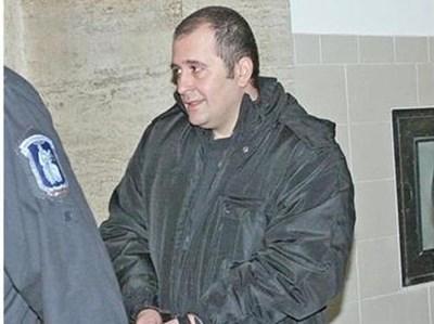 Ицо Байков в съда.  СНИМКА: ГЕРГАНА ВУТОВА