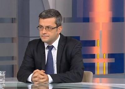 Тома Биков Кадър: БНТ