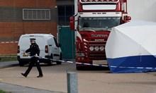 Камионът с 39 трупа е влязъл във Великобритания от Белгия