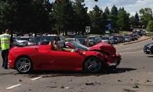 Идиоти със скъпи коли