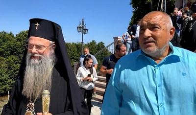 Борисов на Кръстова гора: Изборите са предрешени (видео)
