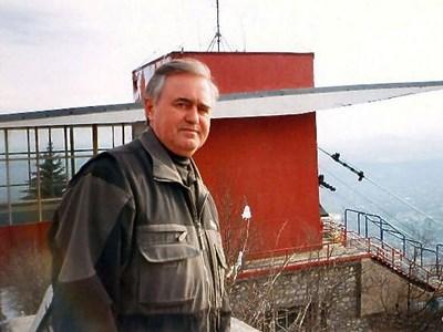 Осъденият бивш авиодиспечер Пьотър Парпулов
