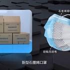 """Екип от учени в Пекин разработи нов вид маска за лице от графен СНИМКА: """"Радио Китай"""""""