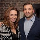 Вячеслав Соболев с жена си Инна