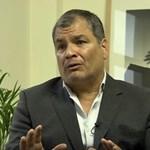 Бившият президент на Еквадор Рафаел Кориа КАДЪР: Youtube/euronews