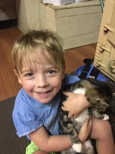 Джулиан Хонен СНИМКА: Фейсбук/Личен профил на бащата на детето