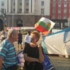 26-и ден на антиправителствените протести (Обновена, снимки)