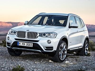 Дизеловият X3 е един от моделите на BMW, който може да е засегнат от мащабната сервизна акция.
